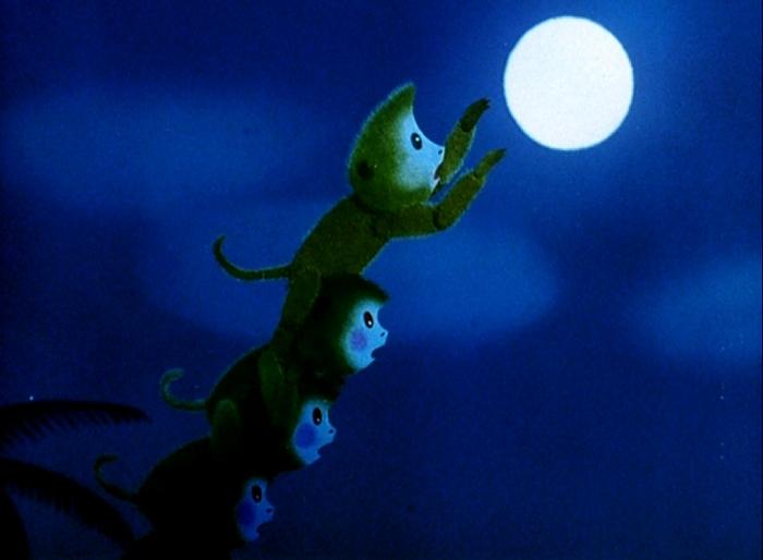 je veux décrocher la lune